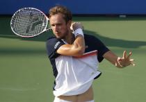 Российский теннисист Даниил Медведев ворвался в топ-5 рейтинга ATP