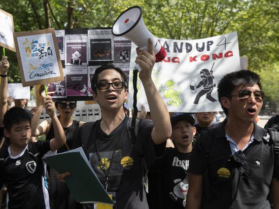 Кто составил «банду четырех»: в Гонконге нашли лидеров протестного движения