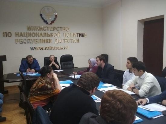 Студенты из Калмыкии отправятся в молодежную школу Дагестана