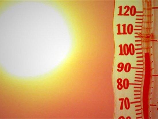 Сегодня и завтра Калмыкия будет находиться под властью сильной жары