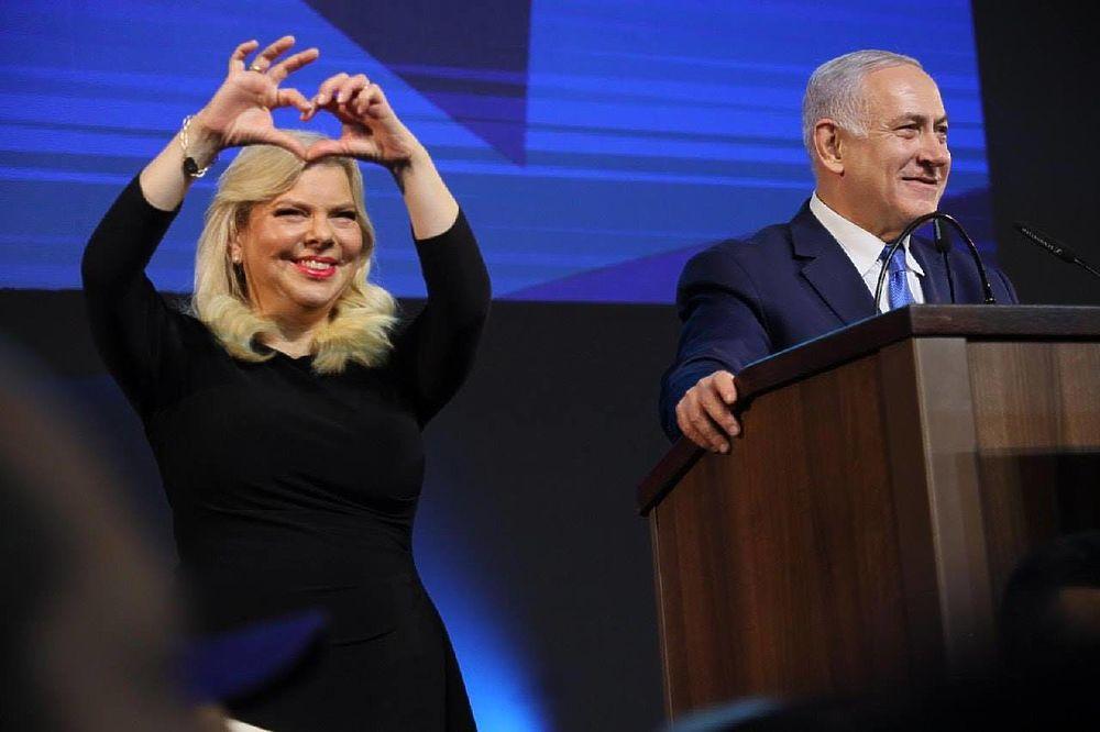 Супруга премьера Израиля устроила скандал в Киеве: галерея Сары Нетаньяху