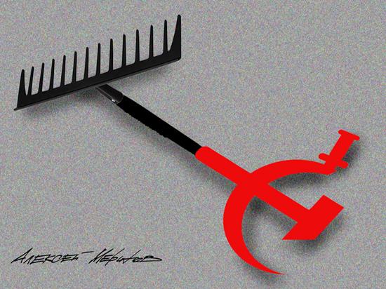 Августовский путч: современная российская политическая система наступает на советские грабли