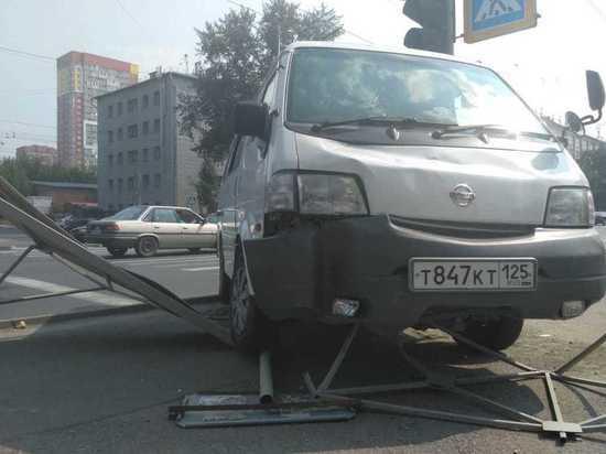 В Новосибирске взяли под стражу водителя, виновного в смерти пешехода