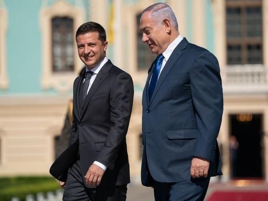 Эксперты назвали визит Нетаньяху в Киев попыткой повлиять на Россию