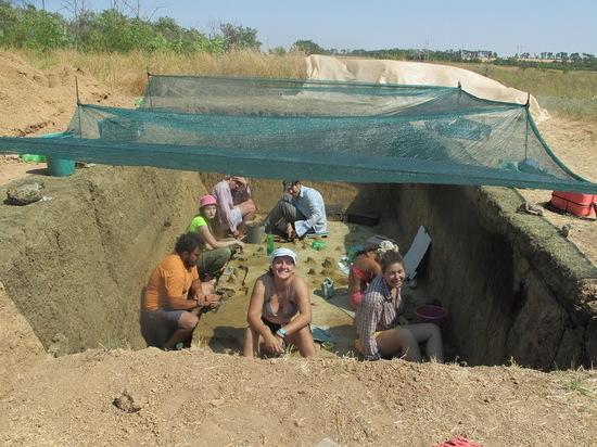 Древнейшая восточноевропейская керамика обнаружена на берегу Дона