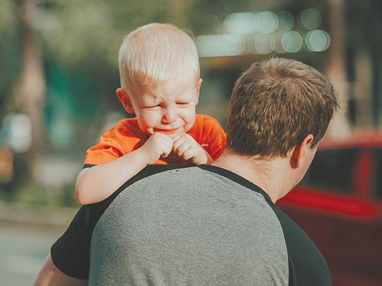 Шесть причин детского плача