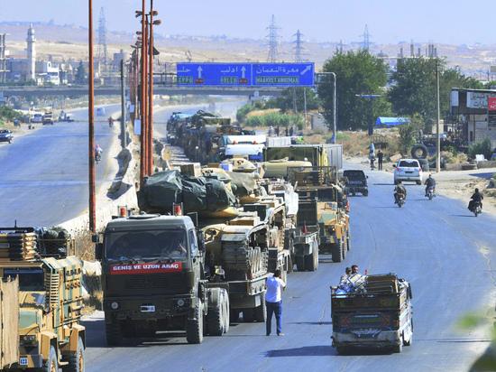 Война в сирийском Идлибе: кто ответит за атаку на турецкий конвой