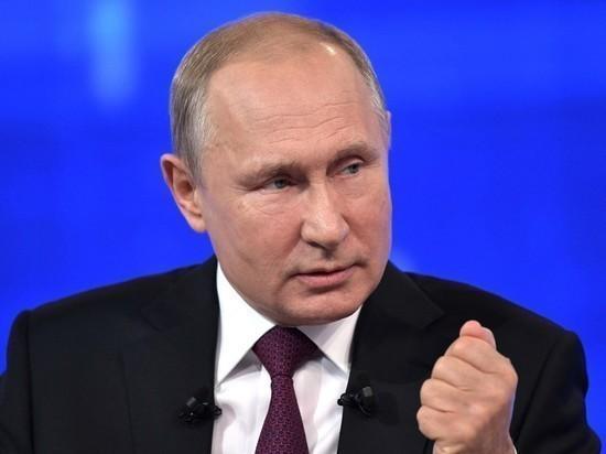 Путин пообещал наказания для виновных в столкновениях на митингах