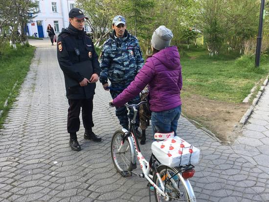 Чаще всего велосипеды жителей Колымы воруют из подъездов