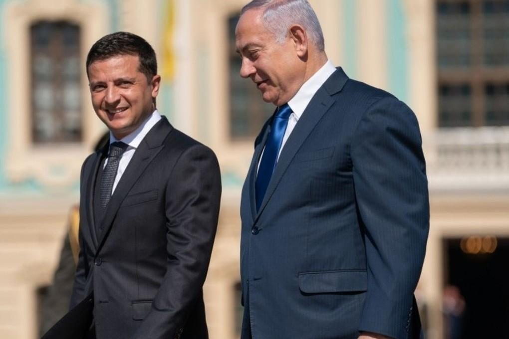 Зеленский простил жену Нетаньяху за выброшенные