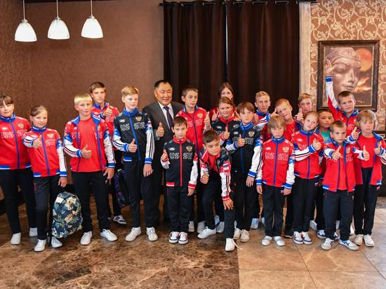 Дети из Иркутской области,  чьи дома пострадали от паводка,  отлично отдохнули в Туве