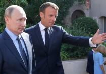 Макрон: Франция содействовала возвращению РФ в Совет Европы
