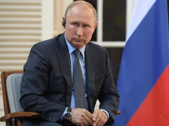 Путин высказался об инциденте под Северодвинском и московских беспорядках