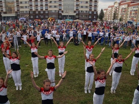 Чебоксары празднует свой юбилей с большим размахом