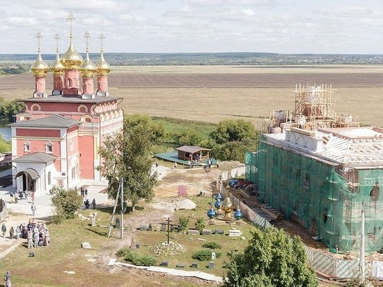 Как преобразилась Свято-Введенская Макариевская пустынь, оценил губернатор Дюмин