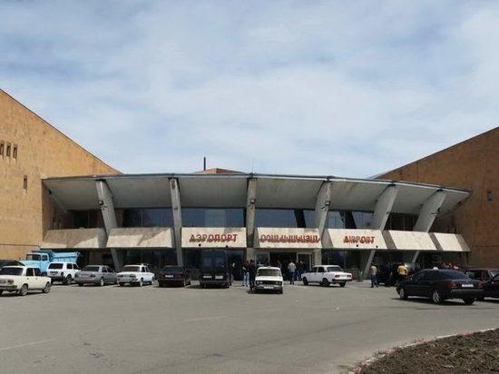 Российский пассажирский самолет совершил жесткую посадку в Армении