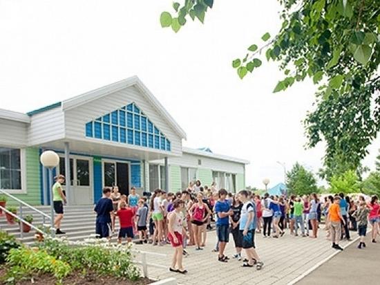 Под Хабаровском закрыли детский лагерь из-за угрозы подтопления