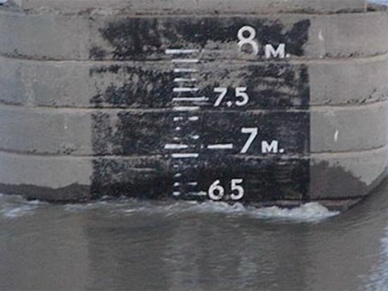 Подъем воды в Амуре у Хабаровска продолжится еще несколько дней