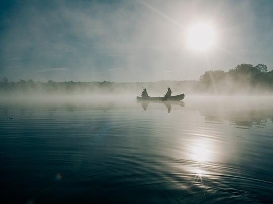 В Бурятии неизвестные изменили русло реки и вызвали гибель рыбы