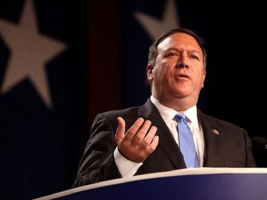 Помпео заявил, что США сожалеют из-за освобождения иранского танкера