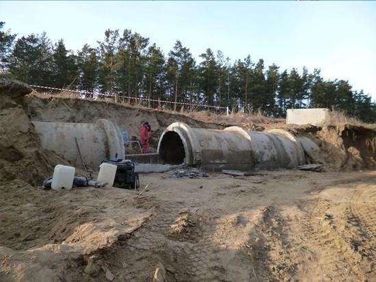 В Оренбургском районе похищен газопровод