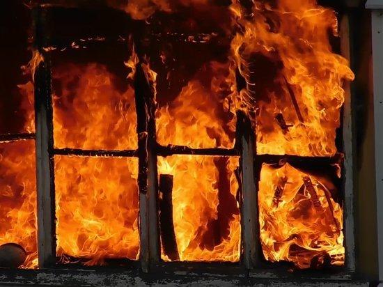 Житель Хабаровска спалил дом своих родственников