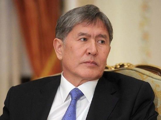 Суд продлил срок пребывания под стражей Атамбаева до 26 октября