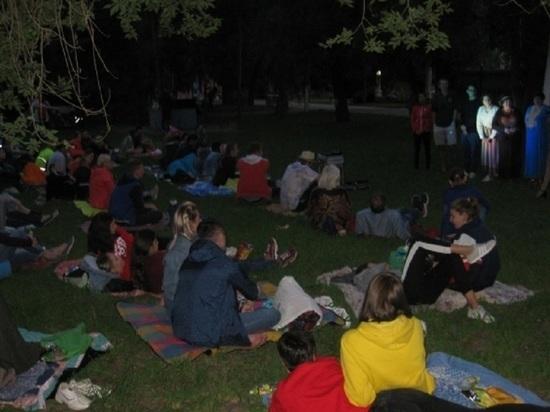 Волгоградцев зовут в парк смотреть кино о животных