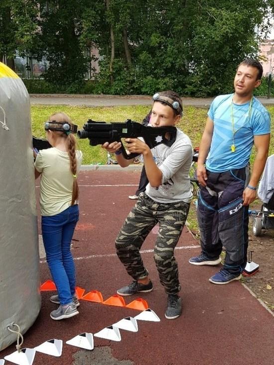 В Иванове прошла очередная тренировка в рамках проекта «Чемпион37»