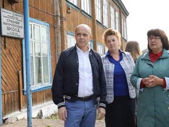 В Усть-Уде на ремонт школы нужно 50 млн
