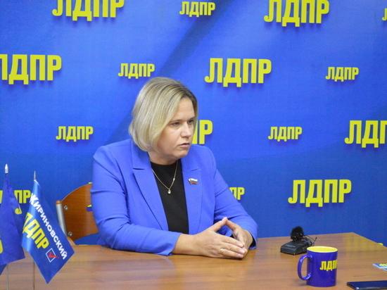 Депутаты ЛДПР взяли на контроль снос заброшенных строений в центре Оренбурга