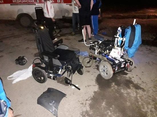 Полиция уточнила: под Алексином в ДТП пострадали три паралимпийца
