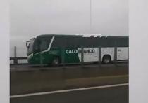 В Рио вооружённый мужчина захватил автобус с пассажирами