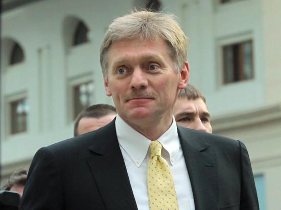 Песков рассказал о разногласиях Путина и Макрона