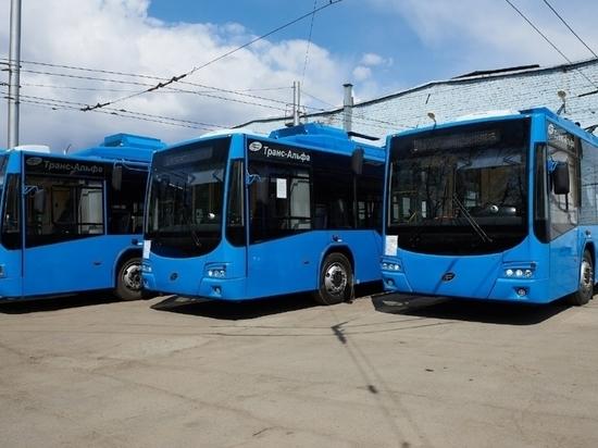Стало известно, какие электробусы поставят в Краснодар
