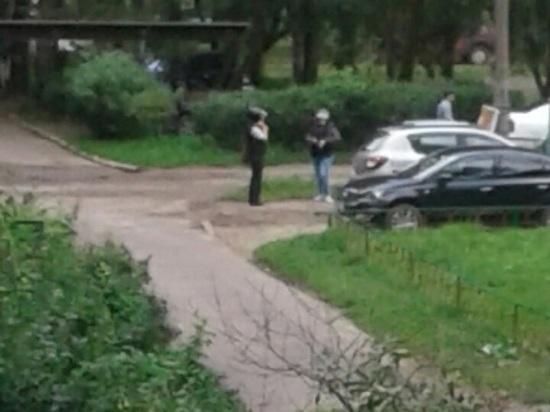 В Конаково спецназ понарошку штурмовал школу