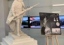 На трассе М-11 «Москва – Петербург» установят шестиметровую фигуру солдата