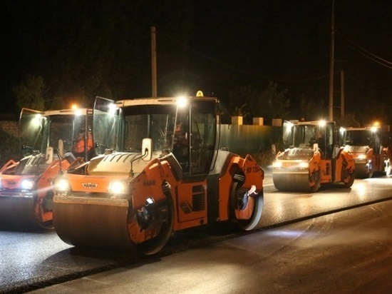 Кто эффективней строит дороги в Черноземье
