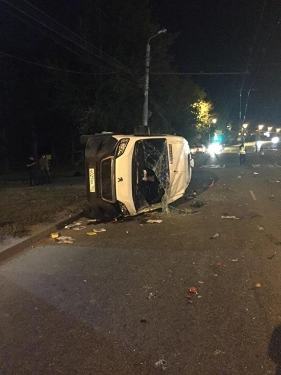 В Челябинске после ДТП с участием автобуса и «КамАЗа» скончалась 17-летняя девушка