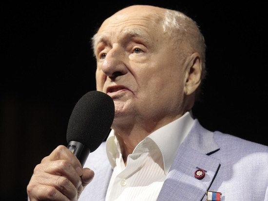 Директор Ленкома рассказал о состоянии Марка Захарова