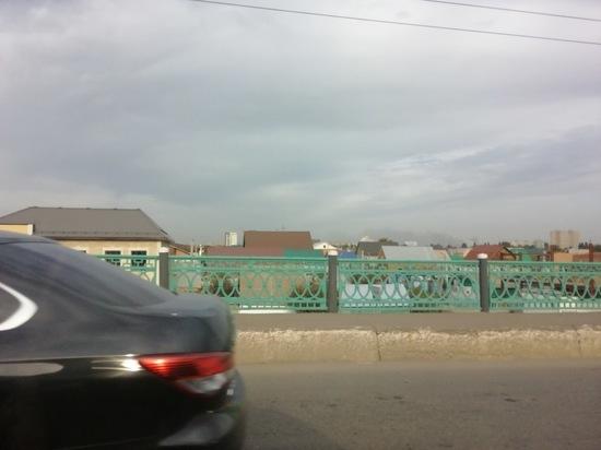 Пожар второго ранга: в Оренбурге горит  «Роза ветров»