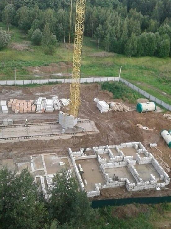 На территории Павловской рощи прекращено строительство