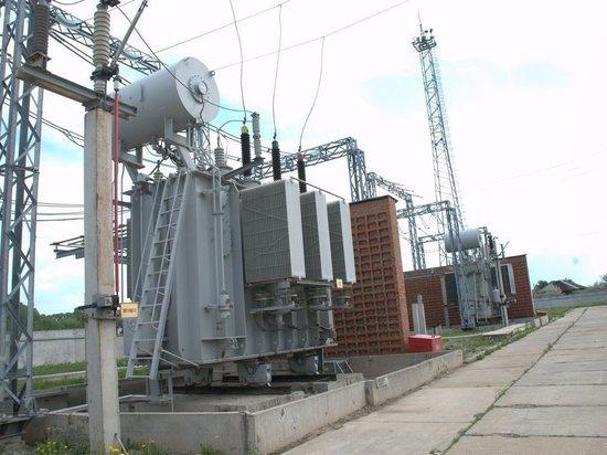 Энергетики провели плановый ремонт одной из главных подстанций Кирова