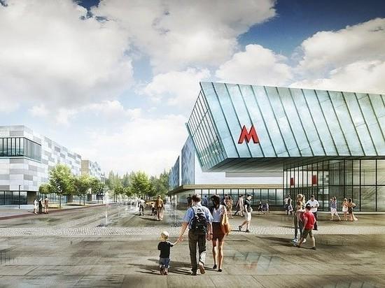 Мэр Локоть сообщил о согласовании проекта станции «Спортивная»