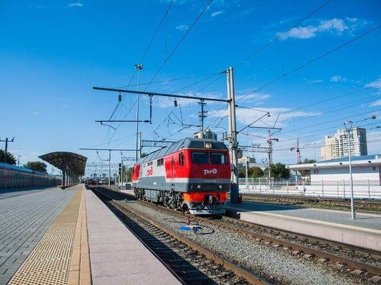 23 августа в Волгограде поезда подадут «Памятный гудок»