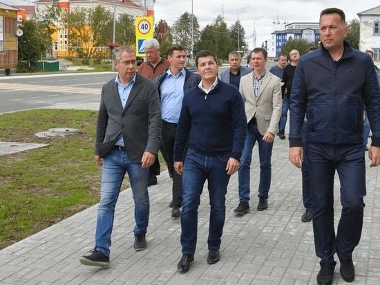 Больше 30 жилых домов построят в Пуровском районе