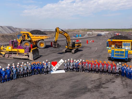 В компании «Русский Уголь» назвали лучших горняков Сибири и Дальнего Востока