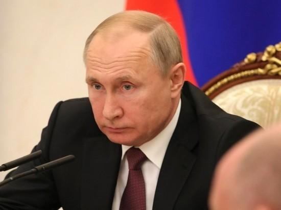 Путин назвал причины искажения истории Второй мировой войны