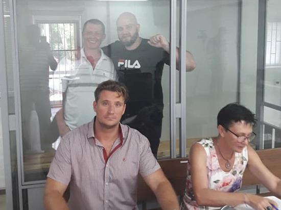 Вышедшие из украинской тюрьмы Мефедов и Долженков совершили «политический рецидив»