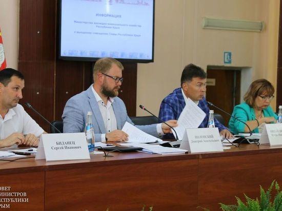 Полонский взбодрил чиновников северного Крыма